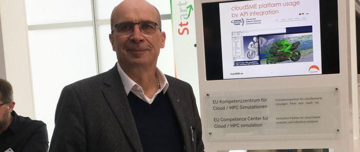 Andreas Ocklenburg, CEO bei cloudSME UG
