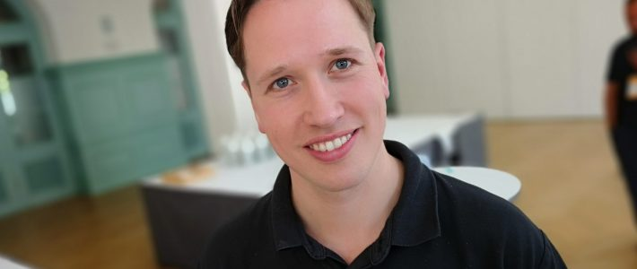 Sebastian Grau, Sales und Partnermanager bei root360 GmbH