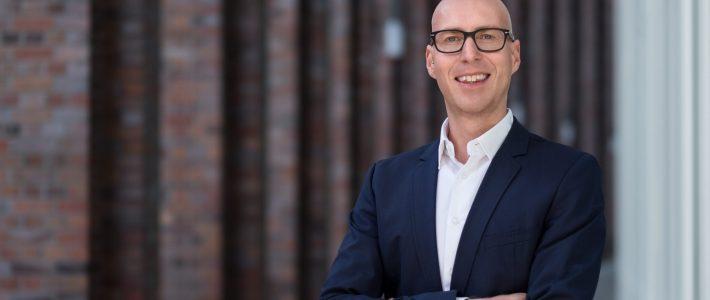 Marc Schröter, CEO bei globaldatanet GmbH
