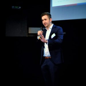 Tom Simon, Gründer und CEO bei Innovations ON GmbH