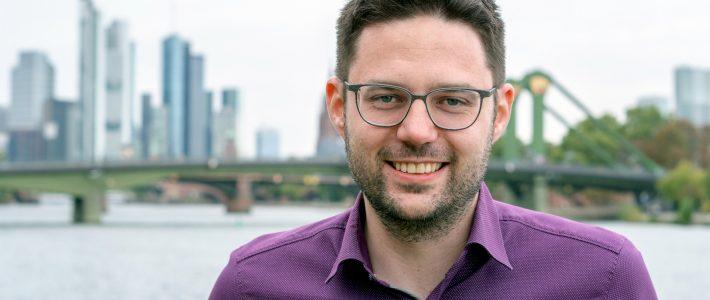 Julian F. Wintermayr, Co-Founder & Cloud Security Architect bei wintercloud GmbH & Co. KG