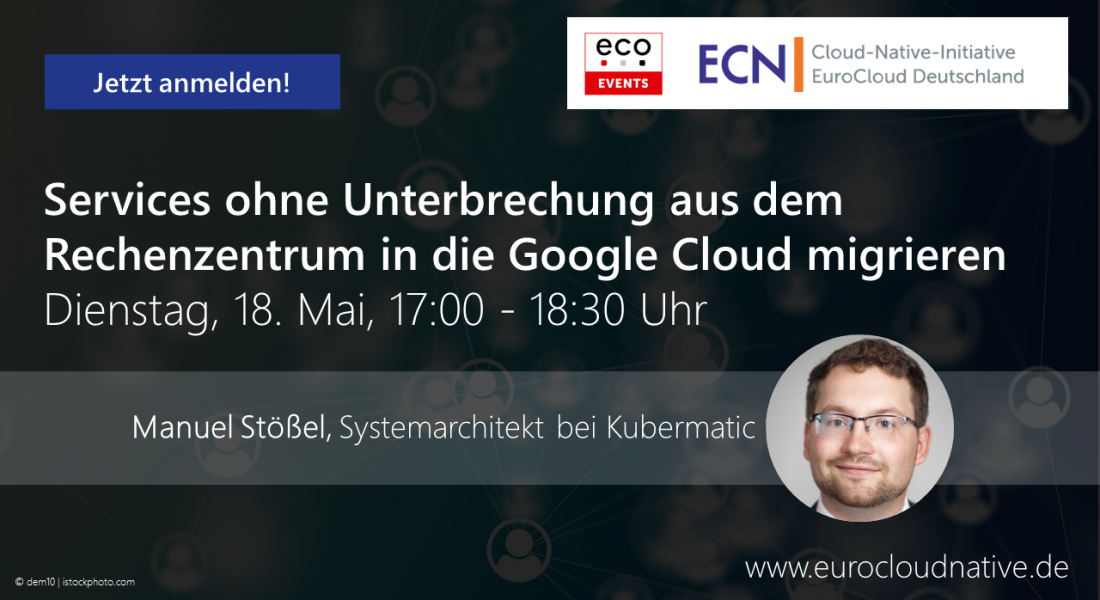 Services ohne Unterbrechung aus dem Rechenzentrum in die Google Cloud migrieren