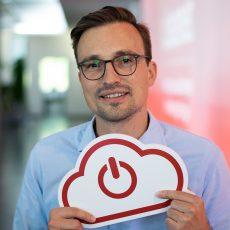 Fabian Dörk, Director Cloud Native Practice bei Claranet GmbH