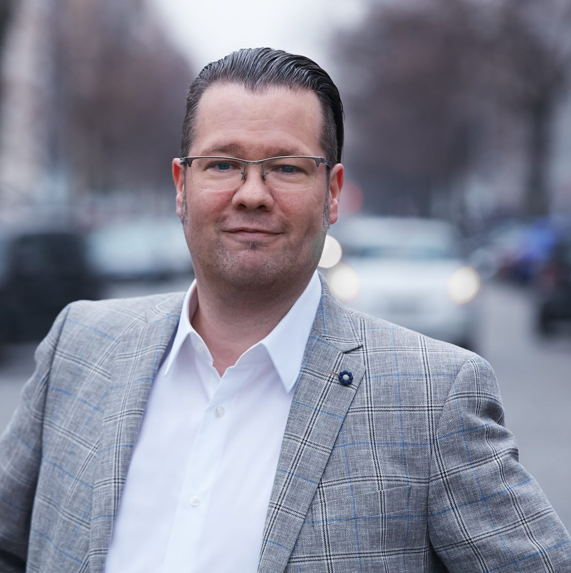 Mario Apitz, Founder & CEO bei Alice&Bob.Company GmbH