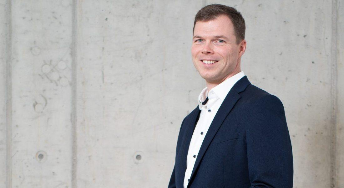 Christian Lanz, Geschäftsführer bei der Gecko mbH
