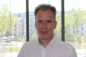 Dr. Stefan Igel, COO bei der Stackable GmbH