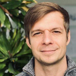 Igor Lankin, Head of Cloud Development bei Inovex