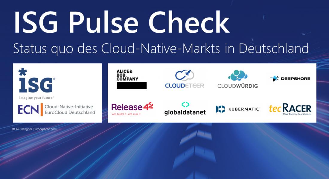 ISG Pulse Check