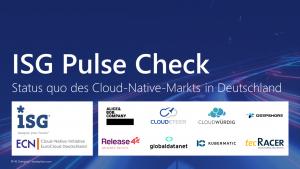 ISG Pulse Check 2021